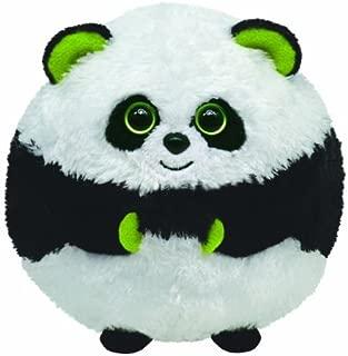 Ty Beanie Ballz - Bonsai the Panda by TY Beanie Ballz