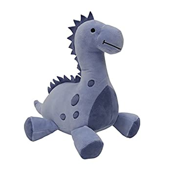 Bedtime Originals Roar Dinosaur Plush Rex Blue