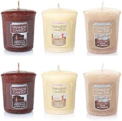 Yanke Candle Assorted Fragrances Votive Oz. Max Regular discount 69% OFF of 1.75 Pack