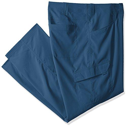 Columbia Men's Silver Ridge Stretch Pants, Whale, 36 x 34
