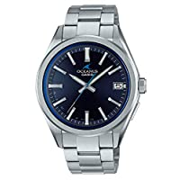 [カシオ] 腕時計 オシアナス Bluetooth 搭載 電波ソーラー OCW-T200S-1AJF メンズ シルバー