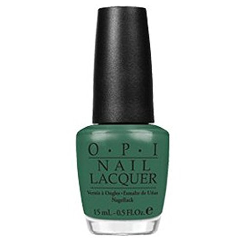 O.P.I, Smalto per unghie, 15 ml, Don't Mess with OPI, Verde