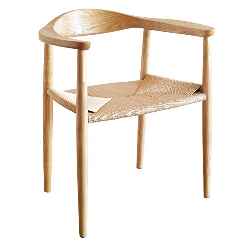 ウェグナー ザチェア The Chair(ザ・チェア) ペーパーコード チェア デザイナーズ リプロダクト ダイニングチェア 木製 無垢 北欧 PP-503-PC-NA