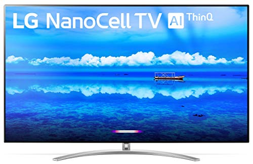 LG 65SM9500PUA Alexa Built-in Nano 9 Series 65' 4K Ultra HD Smart LED NanoCell TV (2019)