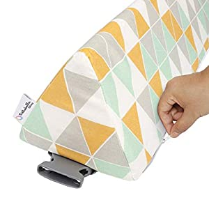 Dellabella Extra Long Bedrail – Safety Bumper Rail for Toddlers & Kids – Bed Side Rail Guard – Waterproof – Easy Fixing