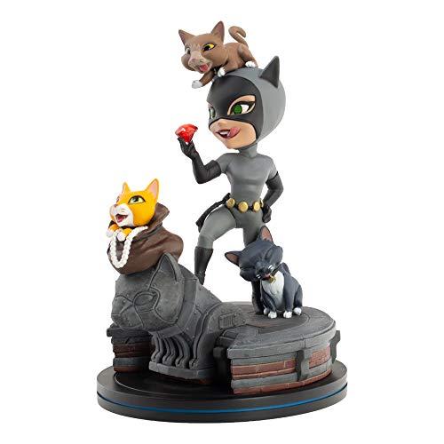Quantum Mechanix Catwoman Elite Q-Fig