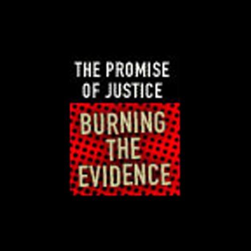 Burning the Evidence cover art