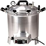 WAF Electric 27.3 Quart 1650 Watts/13.75 amps Sterilizer