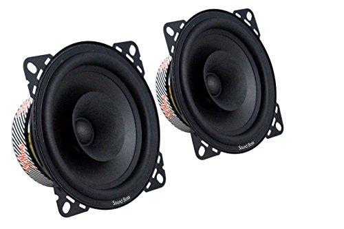 "Sound Boss 4"" Dual Performance Auditor 220W Max B B415 Coaxial Car Speaker"