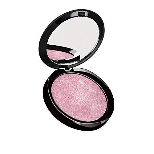 PUROBIO COSMETICS Bronzer Resplendent Illuminante 02 Pink - Seidige Textur - Mit zartem Schimmereffekt - Zeichnet die - Konturen weich - Vegan - 9 gr