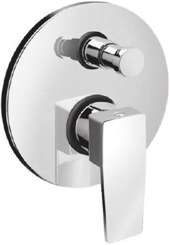 Gaboli Fratelli Mischbatterie für Dusche mit Umstellung H2q 3929