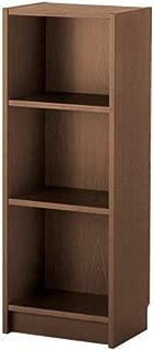 Ikea Billy Bookcase, Brown Ash Veneer