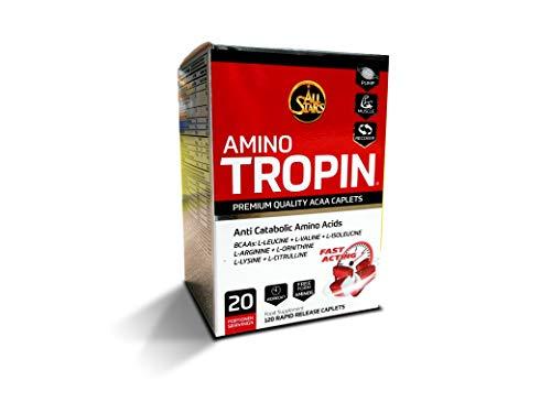 All Stars Aminotropin 120 Caplets Dose