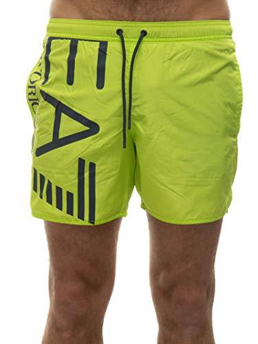 EA7 Boxershorts, Gelb, Polyester, Herren, Gelb 60