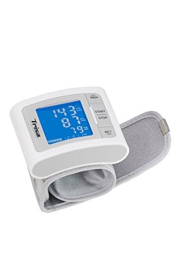 Trisa Electronics Simple Wrist 4.0 Muñeca Automático 1usuario(s) - Tensiómetro (65 mm, 80 mm, 70 mm, 1 pieza(s))