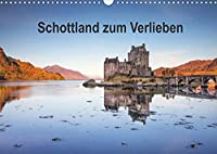 Schottland zum Verlieben (Wandkalender 2022 DIN A3 quer): Abwechslungsreiche Landschaften und vielfaeltige Zeugnisse einer langen Geschichte praegen das Bild Schottlands. (Monatskalender, 14 Seiten )