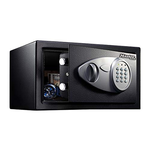Master Lock kluis met digitale combinatie Medium - 11L zwart