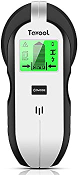 Tavool 4-in-1 Stud Finder Sensor Wall Scanner with LCD Display