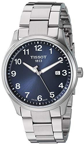 Tissot Herrenuhr Gent XL Classic T116.410.11.047.00