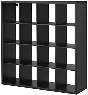Ikea Kallax–Estanterías Unidad, marrón–147x 147cm