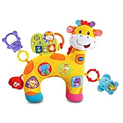 powerful VTech Tummy Time Discovery Cushion
