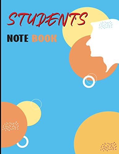 Students Notebook: Lined Journal Notebook for Writing Notes