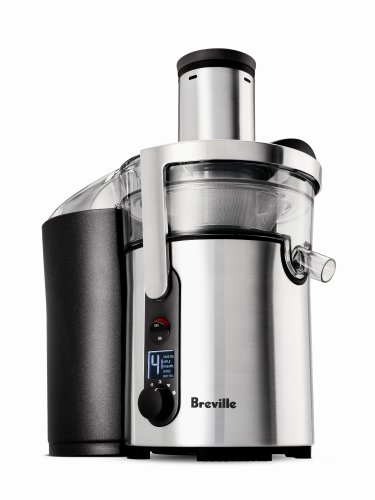 Breville BJE510XL Juice Fountain Multi-Speed 900-Watt Juicer (Old Model -...