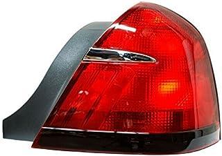Calavera Derecha/Pasajero GENERICA Compatible con Ford Grand Marquis 1998-2002
