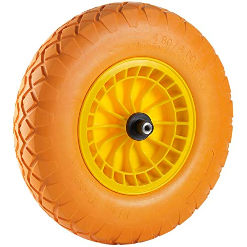 Tufx Wheelbarrow Flat Free Replacement Wheel