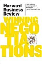 Harvard Business Review on Winning Negotiations (Harvard Business Review Paperback Series)