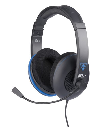 Turtle Beach - Ear Force P12 - Amplified Stereo Gaming Headset - PS4,...