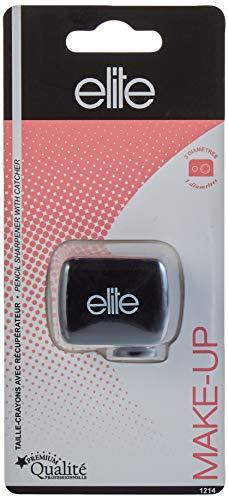 Elite Models Taille-Crayon Cosmétique 3 Diamètres avec Récupérateur
