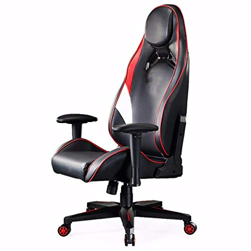 GXDHOME E-Sports Ergonomic Game Office Chair Executive Racing PU Leather High Back Boss Beauty Massage Gambling Home Computer Chair