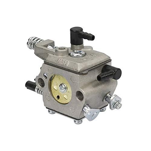 FLY MEN Motosierra de Gasolina del carburador Carb desbrozadora carburador Fit 4500 5200 5800 45cc 52cc 58cc Motosierra de Piezas de Repuesto (Size : China)