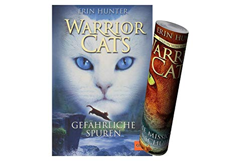 Beltz & Gelberg Warrior Cats. Gefährliche Spuren: I, Band 5 + Warrior Cats Poster by Collectix