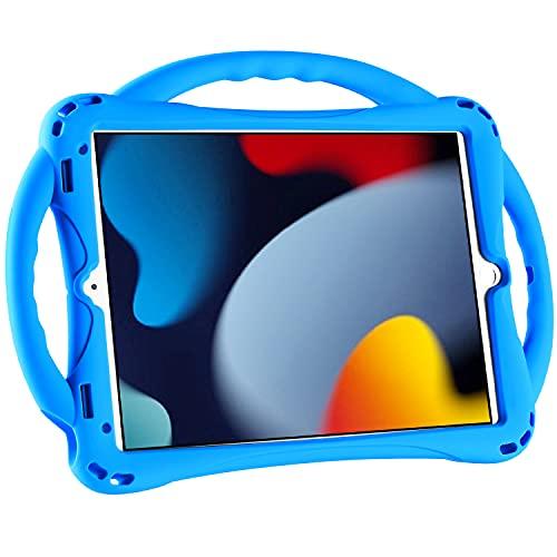 Kids Case for iPad 10.2 8th Gen (2020)/7th Gen (2019), TopEsct Shockproof...