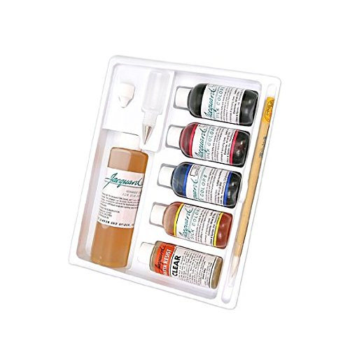 Jacquard Silk Colors Kit, None 9