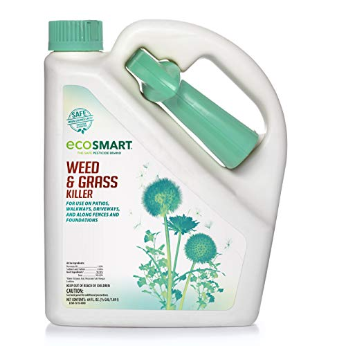 EcoSMART Organic Weed and Grass Killer, 64-Ounce (Discontinued by Manufacturer)