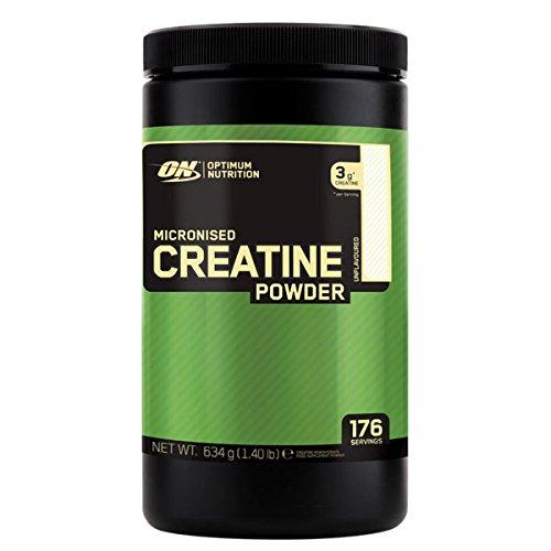 Optimum nutrition Creatine Powder - 634 gr