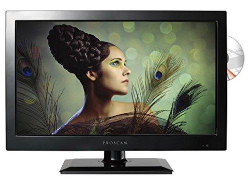 Proscan PLEDV1945A LED HDTV con Reproductor de DVD Integrado