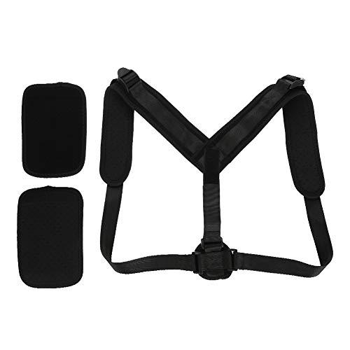 Raddrizzatore per la postura della spalla del raddrizzatore della schiena per la cifosi maschile, raddrizzatore per la postura della schiena, regolabile per gli uomini