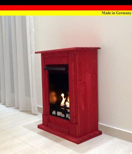 ethanol fireplace / Gel / bio Ethanol Fireplace /Andorra color RED / bionl24