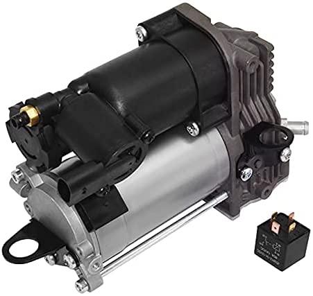 Air Suspension Compressor Pump, Air Ride Compressor Pump Compatible for Mercedes Benz 2006-2012 W164 X164 GL350 GL450 GL320 ML320 ML350 ML450 ML500 ML550 1643201204 1643200904