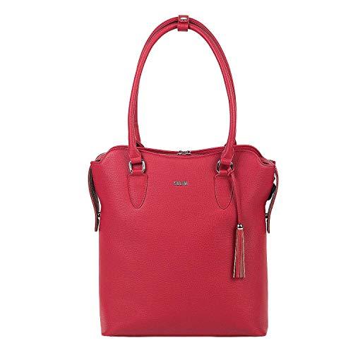 """Socha Businessbag Damen 4Way Cherry Notebooktasche 13,3\"""" Tasche Rucksack"""
