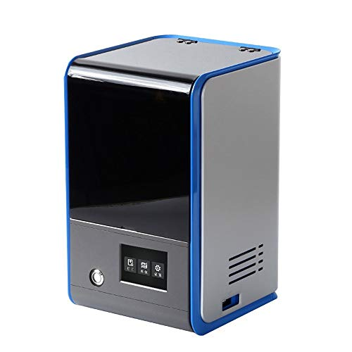 SHENLIJUAN. Lichthärtende LD-001 3D-Drucker 3.5 Zoll-Farb-Touchscreen Off-line Druck Impression Resin