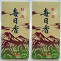日本香堂 特選毎日香 バラ詰 (2)