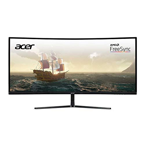 Acer EI292CUR PBMIIPX 29 inch Curved Full HD UltraWide FreeSync Gaming Monitor