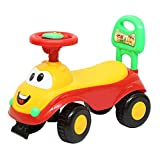 JoyRide Kids Foot to Floor JoyRide Ride On Push and Pull Along Sliding
