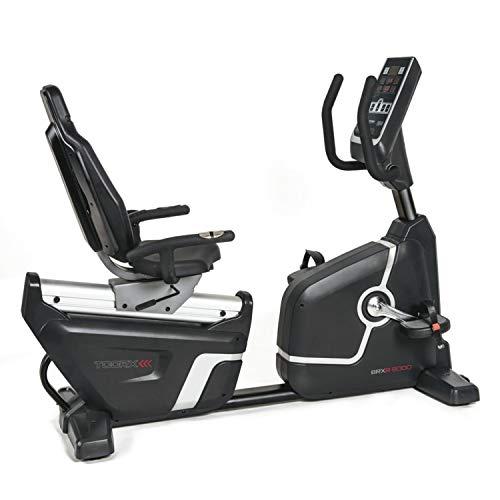 Toorx Vélo Semi allongé ergomètre Auto-alimenté Pro...