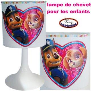 Jolie lampe pat patrol, avanger, mickey, pyjamasque (Pat patrol)